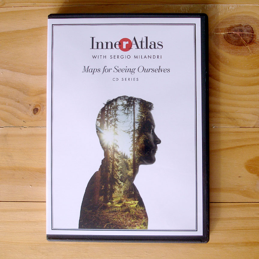 Inner Atlas - Front Cover