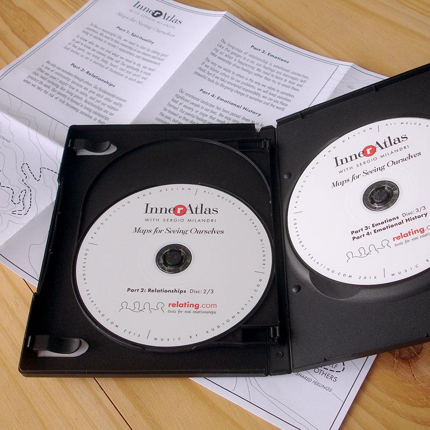 Inner Atlas - CDs